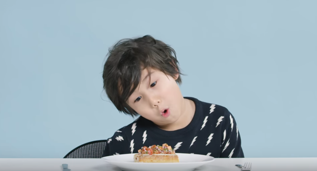 VIDEO: reacción de niños de diferentes nacionalides que prueban comida mexicana